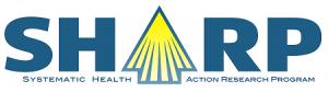 SHARP Logo (Robert E. Low)